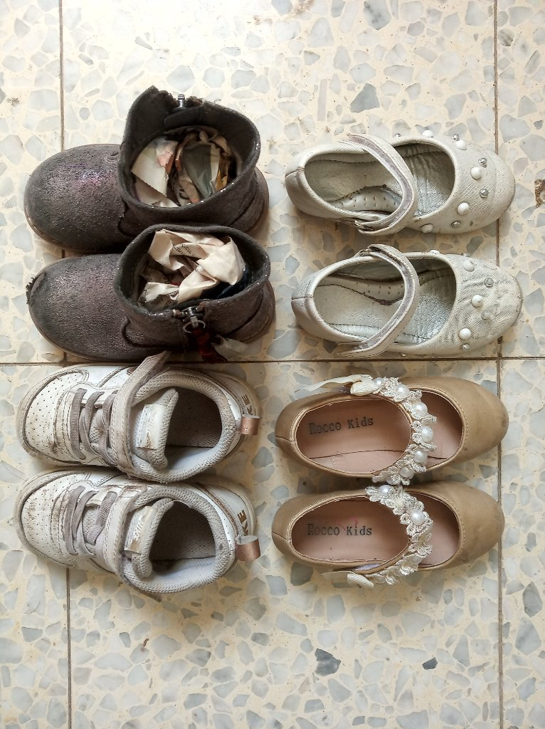 נעלי בנות