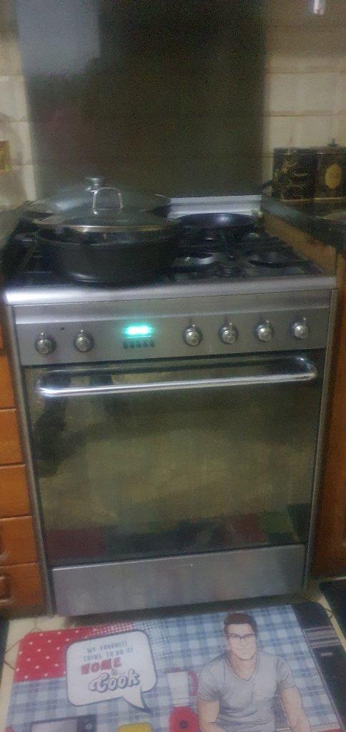 כיריים + תנור