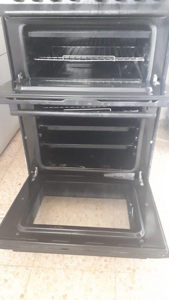 תנור משולב דו תאי בלרס