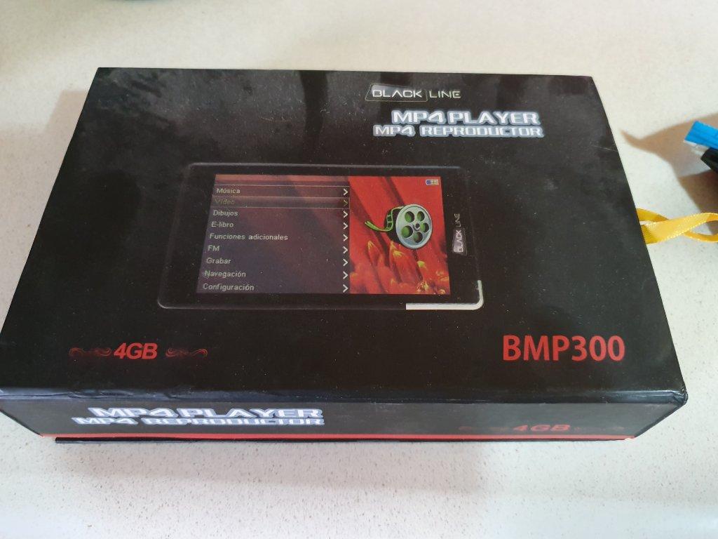 מכשיר mp4