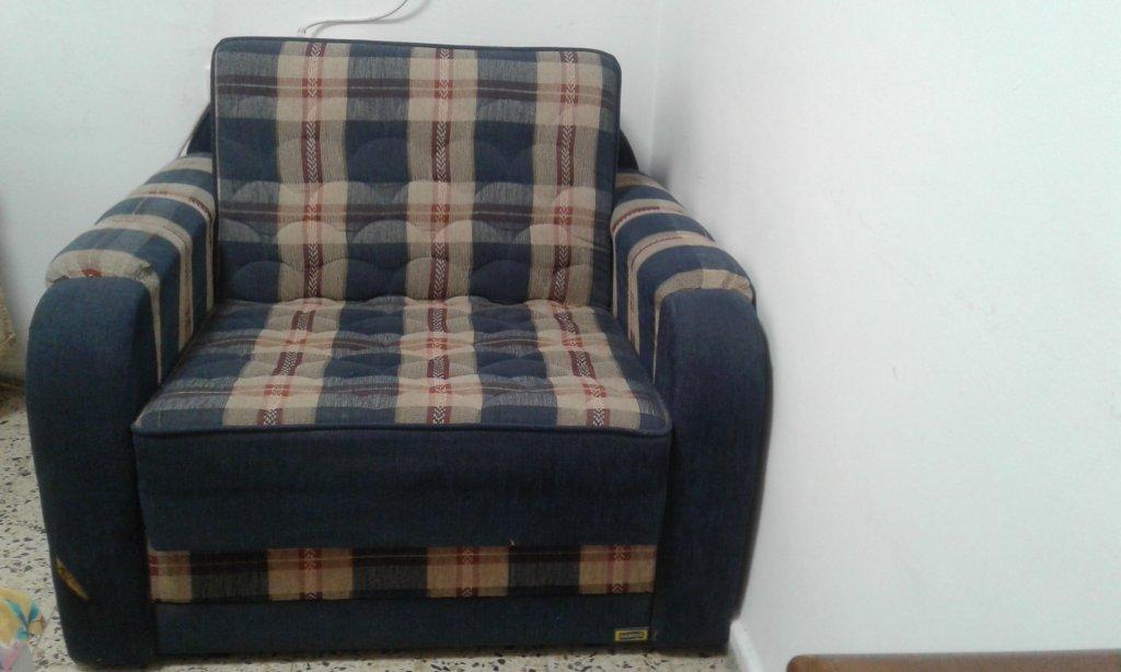 כורסא נפתחת לספה