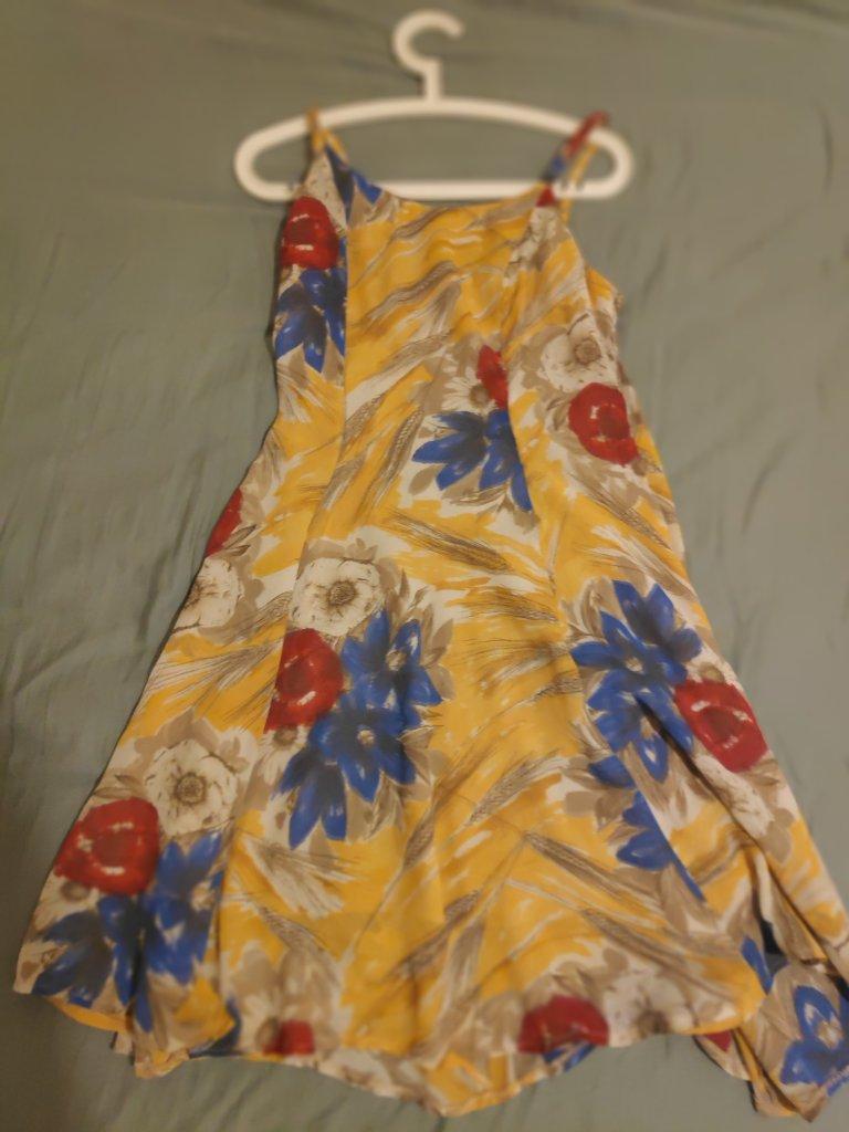 שמלה וינטג'